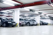 Ample and Secured Parking Area